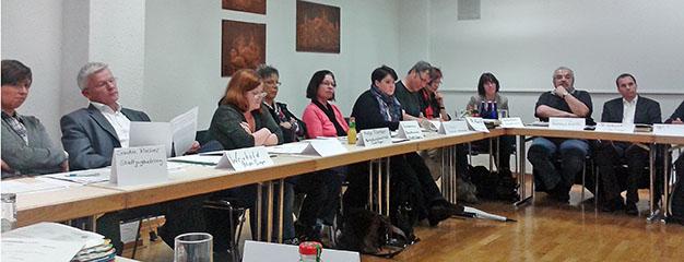 Die erste Tagung des Begleitausschusses