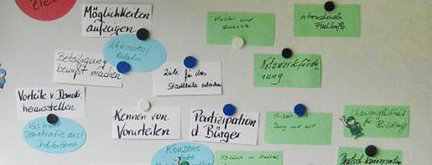 Ergebnisse des Startworkshops 2011